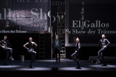 """Ballett der Staatsoperette Dresden in """"Die Fantasticks"""" - Nina Kemptner"""